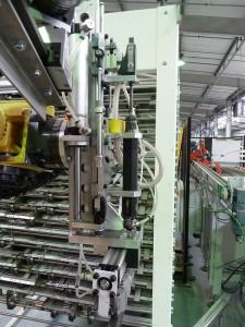 Roboter conradius Eck- Scherenlager